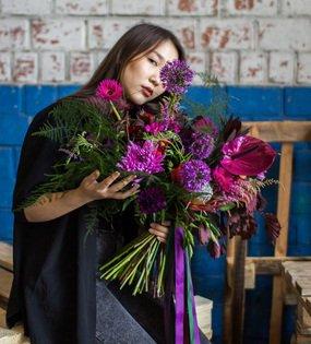 Цветочная лавка «ПетровскийСад»